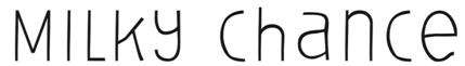 Milky Chance logo